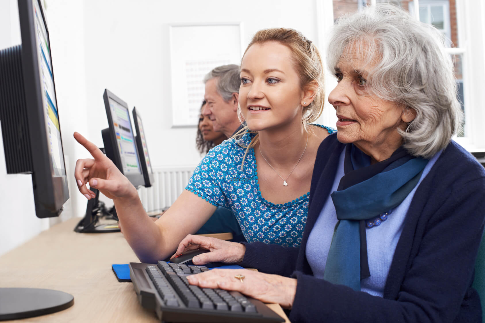 How Do You Create Daily Social Integration With Your Aging Parents?